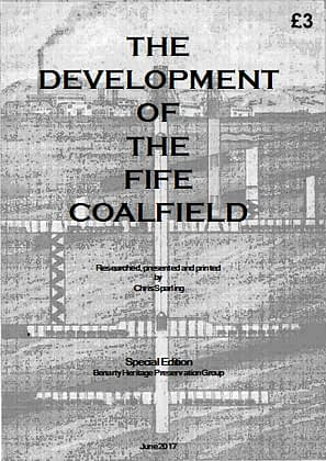 THE DEVELOPMENT OF THE FIFE COALFIELD The articles in the book give a detailed picture of coal mining progress across the Kingdom of Fife in the early years of the 20th century. 17 A4 pages (single-sided)